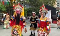 Comienza el Festival de Marionetas de Vietnam