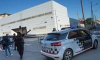 Policía española frustra un ataque terrorista contra una estación de policía en el noreste catalana
