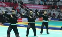 Asiad 2018: Vietnam logra dos medallas de plata en Pencak Silat