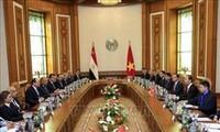 Presidente de Vietnam confía en el gobierno de Abdel Fattah El Sisi