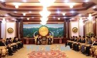 Cooperación judicial contribuye a las relaciones entre Vietnam y Laos