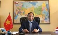 Visita del secretario general Nguyen Phu Trong fortalecerá las relaciones Vietnam-Rusia