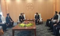 Hanói fortalece cooperación con el Consejo de Promoción del Turismo en Asia
