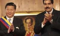 Presidente de Venezuela visita China