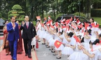 Medios de comunicación indonesios destacan la visita del presidente Joko Widodo a Vietnam