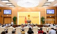Evalúan la implementación de las resoluciones de la Asamblea Nacional de Vietnam
