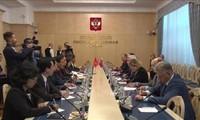 Vietnam y Rusia consolidan asociación estratégica integral