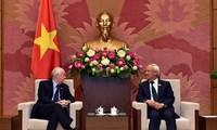 Vietnam y Reino Unido por fomentar nexos legislativos