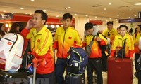 Delegación vietnamita llega a Argentina para los Juegos Olímpicos de la Juventud de Verano