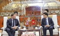 Hanói aumenta cooperación multifacética con Reino Unido