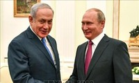 Líderes de Israel y Rusia acuerdan reunirse