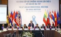 Asean persiste en la construcción de una comunidad libre de drogas