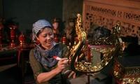 La belleza de las trabajadoras vietnamitas