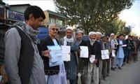 Centenar de heridos en el día de las elecciones parlamentarias en Afganistán