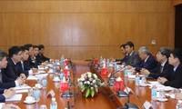 Vietnam y China estrechan cooperación