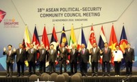 Canciller vietnamita participa en las citas preparatorias de la 33 Cumbre de Asean