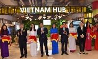 Exhiben productos vietnamitas en China
