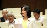 Legisladores analizan dos importantes proyectos de leyes