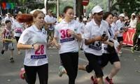 Carrera en Hanói por aniversario de relaciones Vietnam-Japón