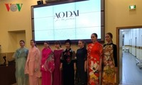 Promocionan en Rusia la cultura vietnamita a través del Ao Dai