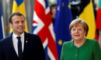Presidente francés llama a una Europa unificada
