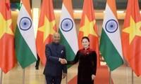 Relaciones Vietnam-India afianzadas