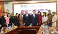 VOV continuará ayudando técnicamente al sector de radio camboyano