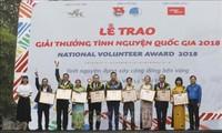 Celebran en Hanói Día Internacional de los Voluntarios