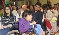 Vietnam se suma al Día Internacional de las Personas con Discapacidad con diversas actividades