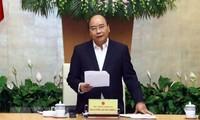 Gobierno vietnamita revisa situación socioeconómica de los últimos 11 meses