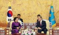 Vietnam y Corea del Sur urgen a profundizar la asociación estratégica