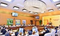 Comienza la 29 reunión del Comité Permanente del Parlamento de Vietnam