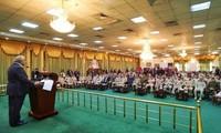 Iraq conmemora victoria ante Estado Islámico