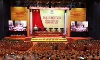Unión de Agricultores de Vietnam cumple agenda de su séptimo Congreso