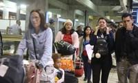 Migrantes venezolanos regresan al país en marco del Plan Vuelta a la Patria