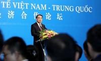 Vietnam y China fortalecen relaciones comerciales