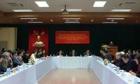 "Aprecian la obra ""Moral Revolucionaria"" del presidente Ho Chi Minh"