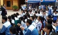 Intensifican consulta profesional para jóvenes vietnamitas