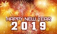 Celebran el Año Nuevo 2019 con canciones significativas