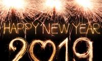 Llega el Año Nuevo