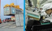 Crecimiento de exportaciones, punto brillante en el panorama económica de Vietnam en 2018