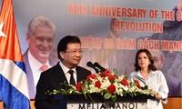 Vietnam y Cuba fortaleceb relaciones