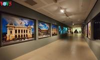 Espacio de arte contemporáneo en la Asamblea Nacional de Vietnam