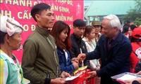 Brinda un Tet próspero a los necesitados en Thanh Hoa