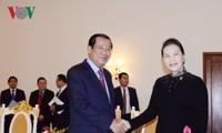 Vietnam y Camboya afianzan relaciones tradicionales
