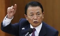 Japón llama a los esfuerzos del G20 contra el proteccionismo