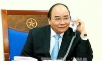 Premier congratula logro del fútbol vietnamita