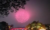 Hanói celebrará el Año Nuevo Lunar con espectáculos pirotécnicos en 30 sitios
