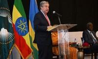Inauguran 32 Cumbre de la Unión Africana