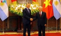 Vietnam y Argentina fortalecen lazos